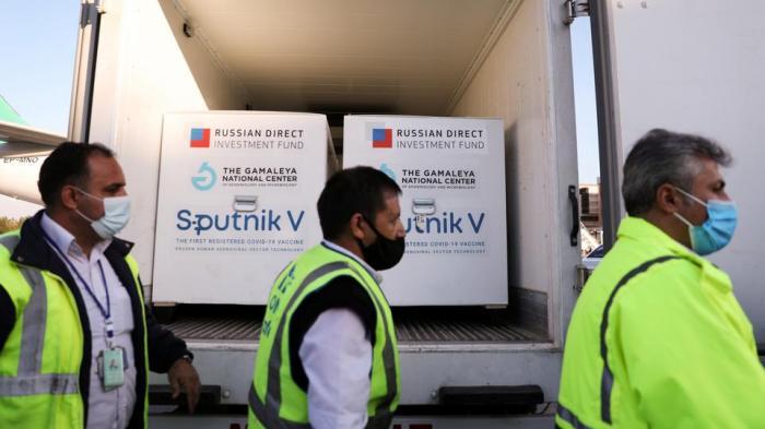 El primer lote de vacuna Sputnik V se entrega a Azerbaiyán