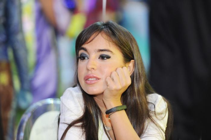 Leyla Aliyeva felicita a la comunidad cristiana