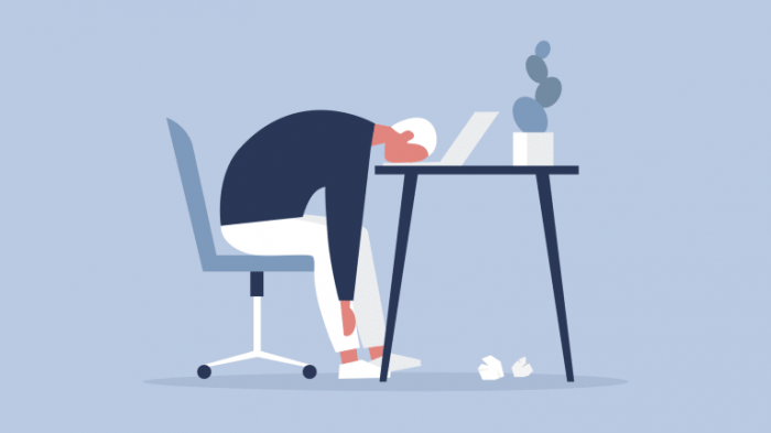 What are the components of burnout? -  iWONDER