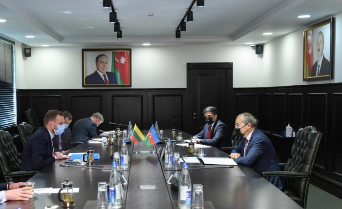 Azərbaycanla Litvanın ticarət dövriyyəsi artıb