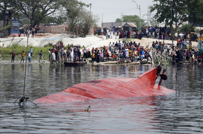 At least 26 killed in Bangladesh boat accident