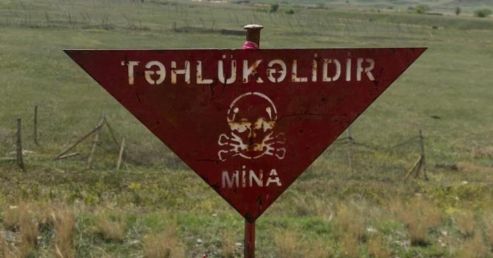 Durante el último período de 2021, 54 ciudadanos de Azerbaiyán y dos de Rusia cayeron en mina