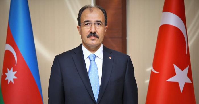 El embajador de Turquía en Azerbaiyán emitió un llamamiento