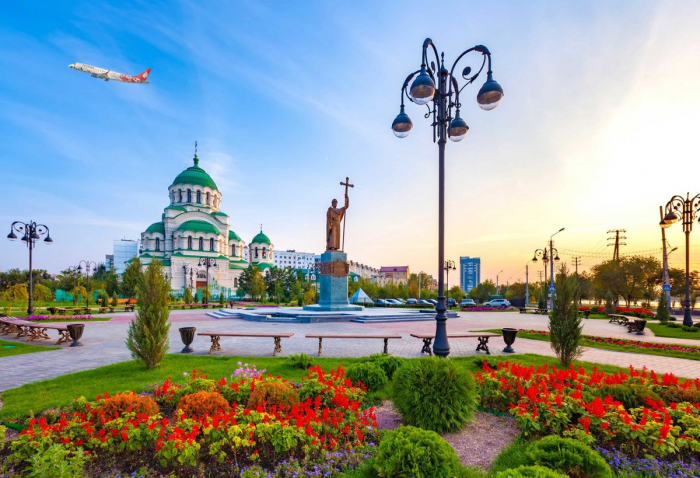 Buta Airways to start operating special flights to Astrakhan