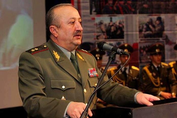 Armenia opens criminal case against ex-chief of General Staff