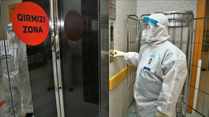 Azerbaijan's daily coronavirus cases drop to 418