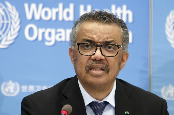 WHO chief Tedros plans to seek re-election