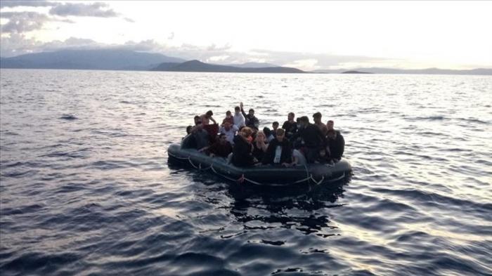 Les forces turquesarrêtent 62 migrants irréguliersdans l'ouest