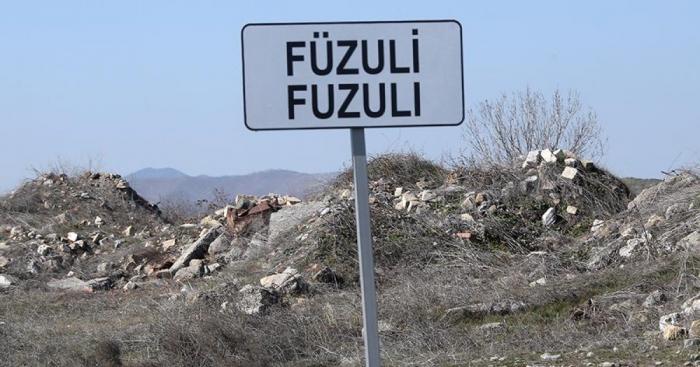 Los empleados del periodico ruso visitaron la región de Fizuli