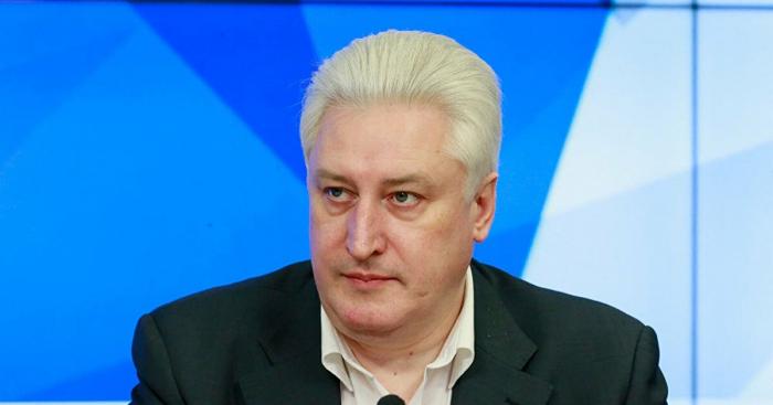 Korotchenko:  Los armenios destruyeron Aghdam intencionadamente hasta los cimientos