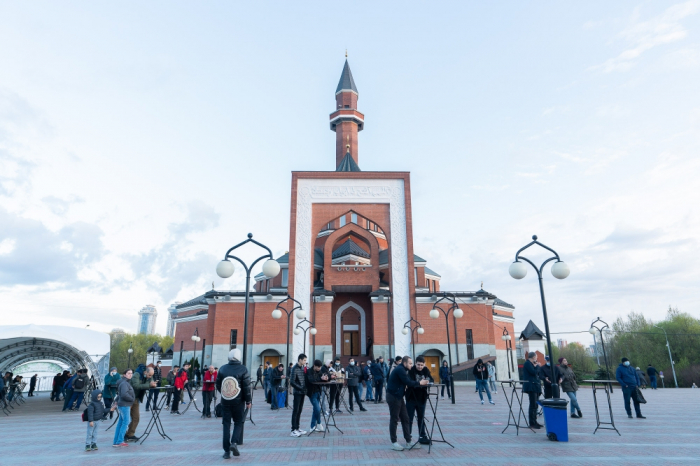 Heydar Aliyev Foundation arranges Iftar party in Moscow -   PHOTOS