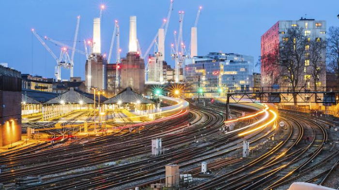 Britische Industrie wächst sprunghaft