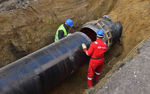 New main water pipeline to be constructed for Azerbaijan