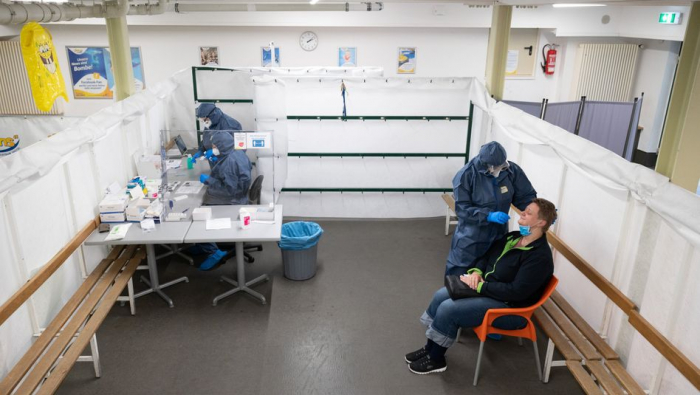 Mehr als 18.000 Neuinfektionen, Sieben-Tage-Inzidenz sinkt auf 132,8