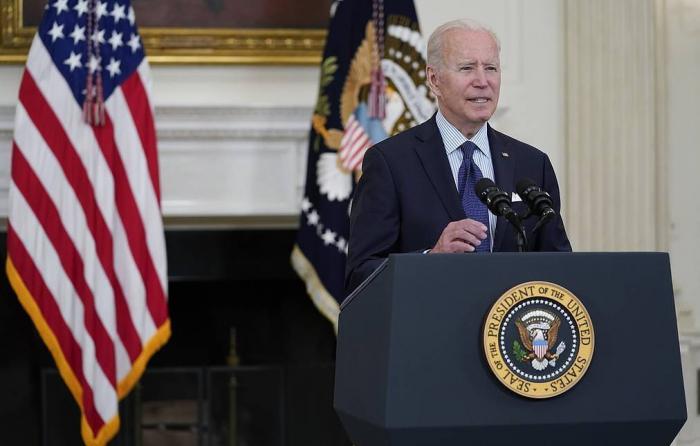 Biden says hopes to meet Putin during June trip to Europe