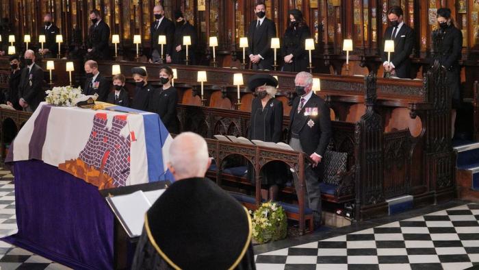 Revelan la causa oficial de la muerte del príncipe Felipe