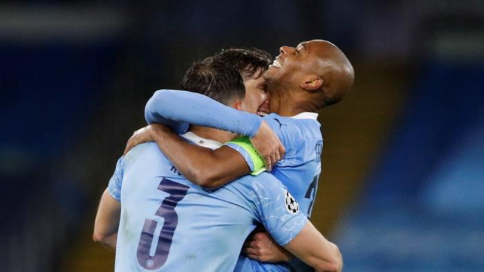 El Manchester City vence al PSG y clasifica por primera vez a la final de la Liga de Campeones
