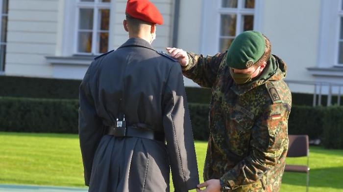Strukturreform für Bundeswehr geplant