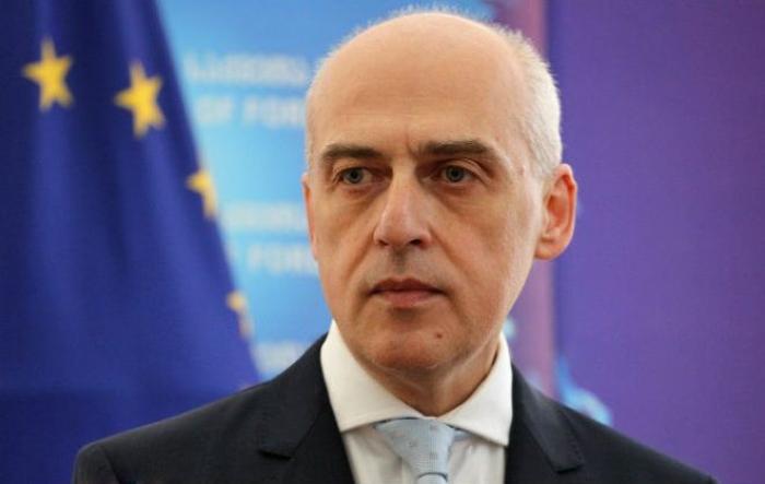 El ministro georgiano revela lo que se discutirá en Bakú