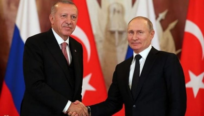 Erdogan et Poutine ont discuté du Karabagh