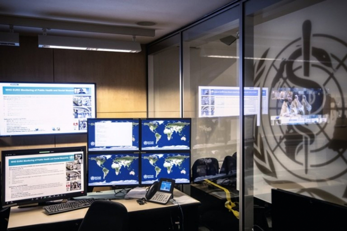 ÜST pandemiyalara qarşı qlobal xəbərdarlıq mərkəzi yaratdi