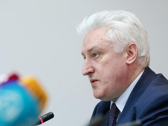 Korotchenko: Francia ha perdido su derecho moral a ser miembro del Grupo de Minsk