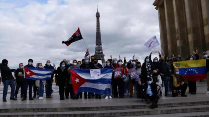 Convocan desde EEUU campaña mundial de tuits en apoyo a Cuba