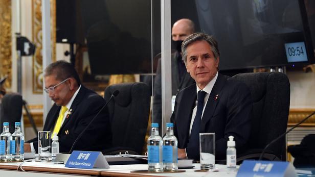 G7: Antony Blinkens