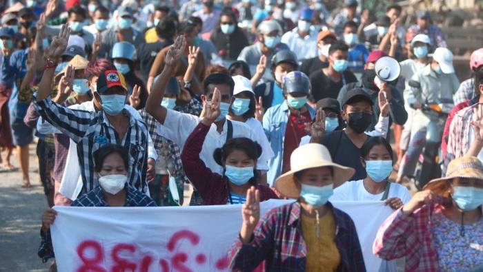 Oppositionelle bereiten offenbar bewaffneten Widerstand vor