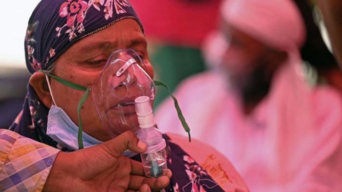 Devastating scenes across India amid COVID crisis -  NO COMMENT