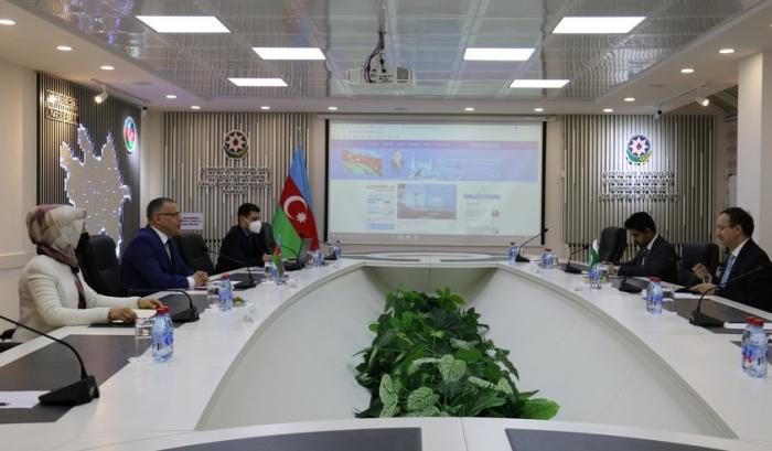 Los centros cerebrales de Azerbaiyán y Pakistán cooperarán