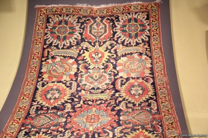 Es devuelta a Azerbaiyán una alfombra única de Karabaj del siglo XVIII