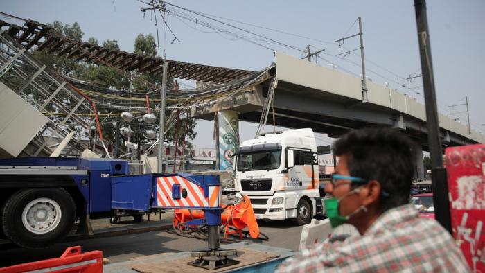 Autoridades señalan la posible falla que ocasionó la tragedia en el Metro de Ciudad de México