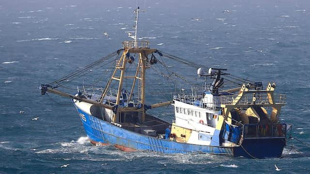 Brexit-Fischereistreit:     Johnson schickt zwei Schiffe in den Ärmelkanal