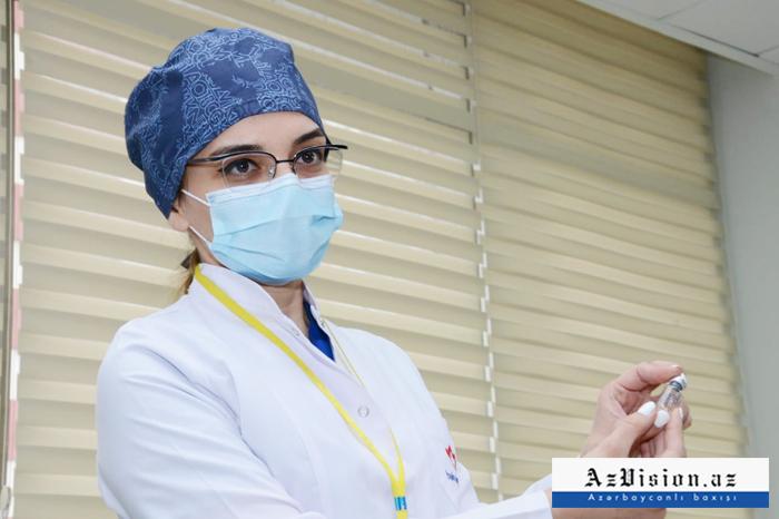 90% der Beschäftigten im Gesundheitswesen sind in Aserbaidschan geimpft