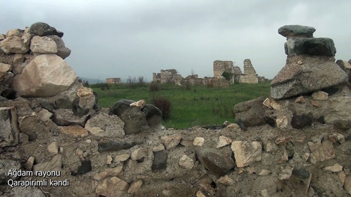 Garapirimli-Dorf in Agdam - VIDEO