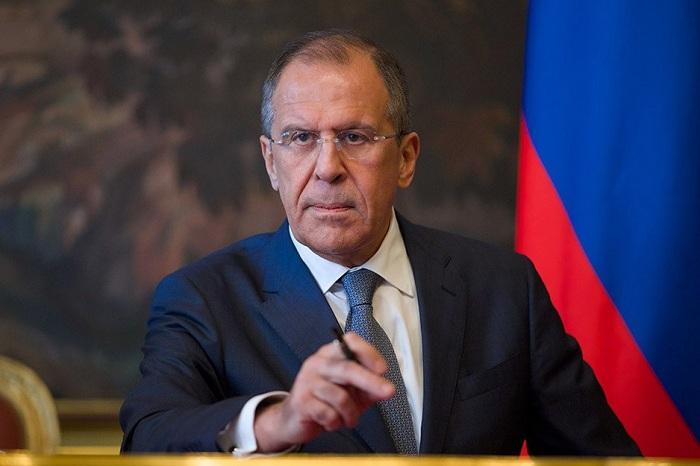 Lavrov:  Estamos interesados en establecer un diálogo entre Bakú y Ereván