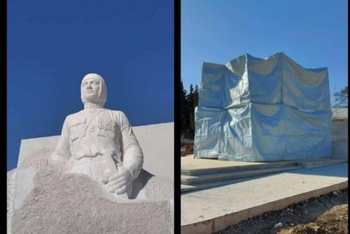 Los veteranos de Moscú exigen la demolición del monumento al nazi Nzhdeh