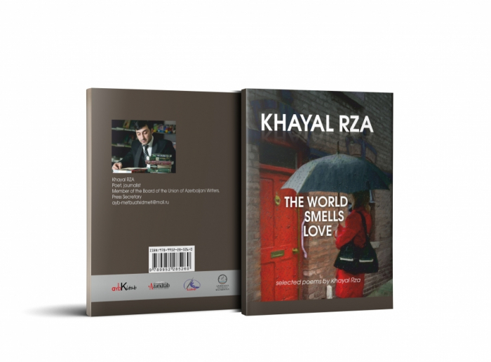 English version of Azerbaijani poet's collection of poems published