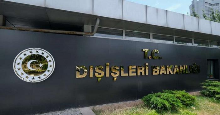 Turquía condena la decisión de la Saeima acerca de los acontecimientos de 1915