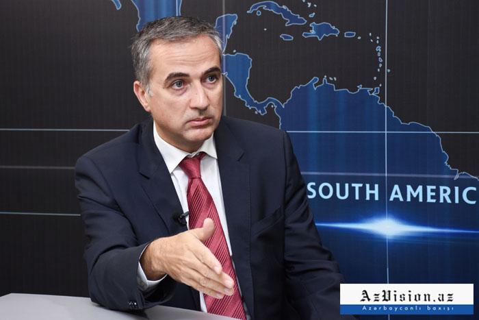 Farid Shafiyev: Nzhdeh's policy now being pursued by Kocharyan-Sargsyan duo