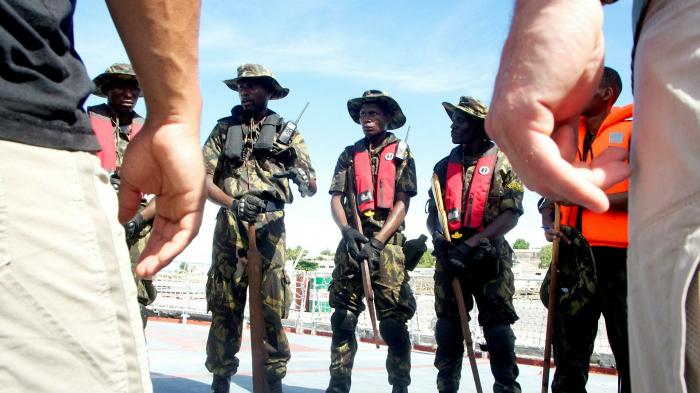 EU plant militärische Anti-Terror-Hilfe in Mosambik