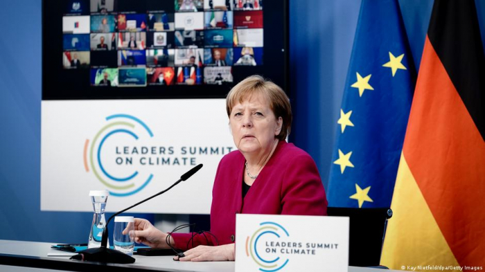 Merkel, Johnson und Guterres sprechen bei den Petersberger Klimadialogen 2021