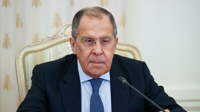 Lawrow:     Moskau lässt illegitime antirussische Sanktionen nicht unbeantwortet