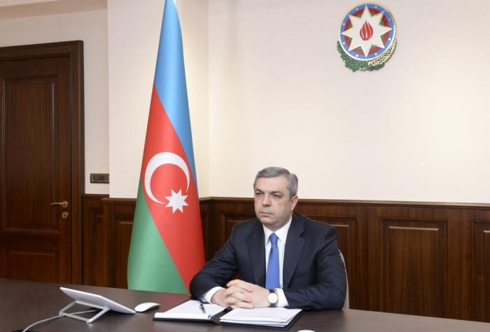 Restoration of Azerbaijan