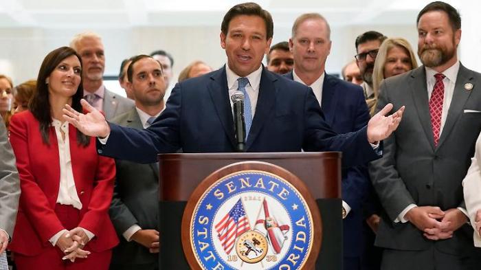 Floridas Gouverneur schränkt Wahlrecht ein