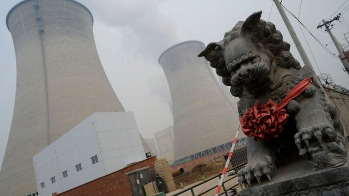 Report: China emissions pass all developed nations combined