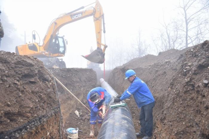 Azerbaijan starts construction of new main water pipeline to Shusha