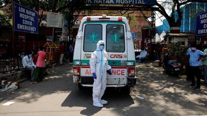 Coronavirus en Inde:   le nombre d
