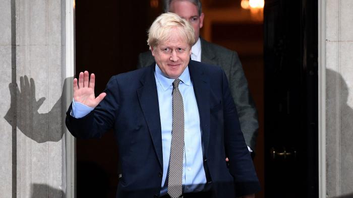 UK PM Johnson